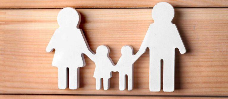 שלט של משפחה